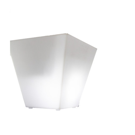 Petit Y-pot Light, Slide Design blanc