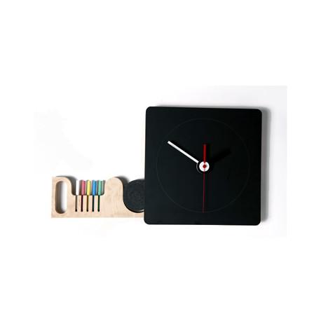 Horloge Tabla, Diamantini & Domeniconi noir Taille S