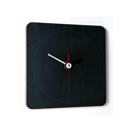 Horloge Tabla, Diamantini & Domeniconi noir Taille M