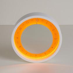 Horloge Solo Ora, Diamantini & Domeniconi orange 90cm