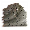 Horloge Cuckoo Bunker, Diamantini & Domeniconi kaki