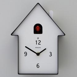 Horloge Cucù Meridiana, Diamantini & Domeniconi noir
