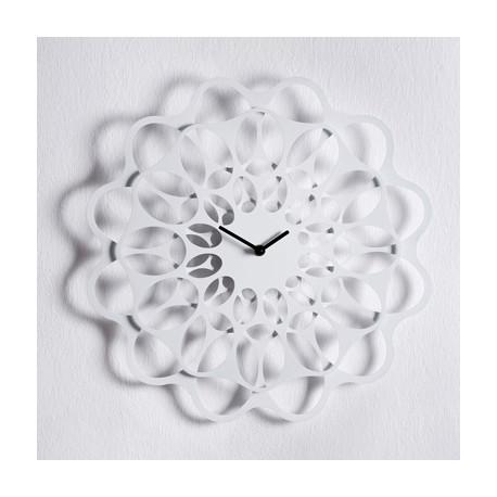 & Horloge design Diamantini & Domeniconi blanc Diamètre 70 cm