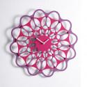 & Horloge design Diamantini & Domeniconi violet Diamètre 70 cm
