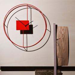 Tutto Torna Horloge design Diamantini & Domeniconi rouge
