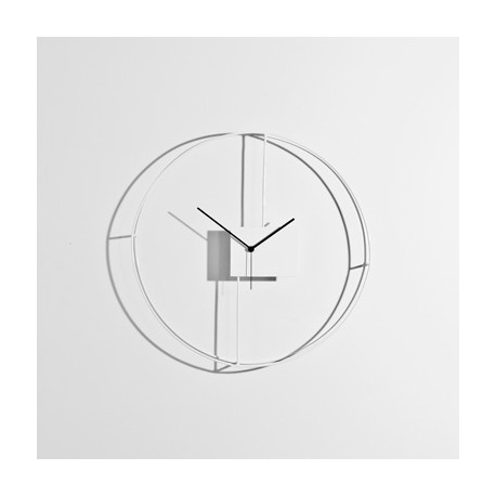 Tutto Torna Horloge design Diamantini & Domeniconi blanc