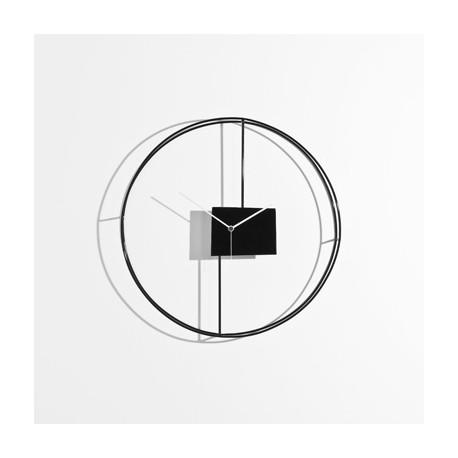 Tutto Torna Horloge design Diamantini & Domeniconi noir