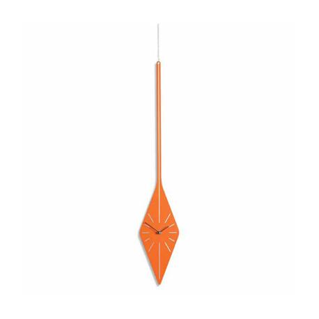 Horloge Toc, Diamantini & Domeniconi orange