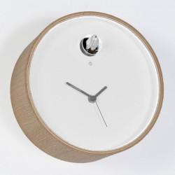 Horloge Cuckoo Plex, Diamantini & Domeniconi chêne