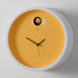 Horloge Cuckoo Plex, Diamantini & Domeniconi orange