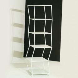 Piopio étagère design Diamantini & Domeniconi Grande blanc