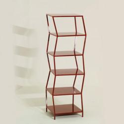 Piopio étagère design Diamantini & Domeniconi Grande rouge