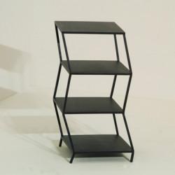 Piopio étagère design Diamantini & Domeniconi Petite noir