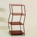 Piopio étagère design Diamantini & Domeniconi Petite rouge