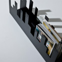 Belleville porte revue design Diamantini & Domeniconi noir