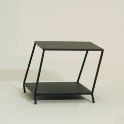 Piopio table basse design Diamantini & Domeniconi noir