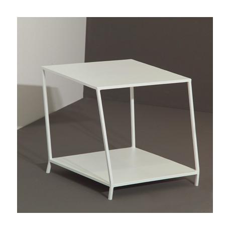 Piopio table basse design Diamantini & Domeniconi blanc