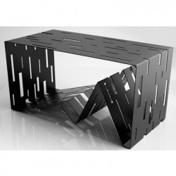 Data table basse design Diamantini & Domeniconi noir