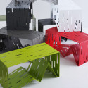 Data table basse design Diamantini & Domeniconi noir