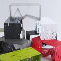 Data table basse design Diamantini & Domeniconi blanc