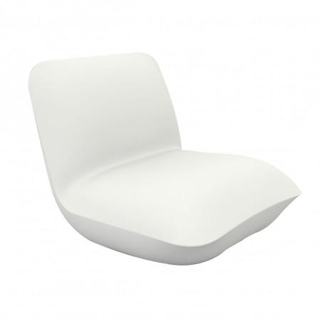 Fauteuil Pillow, Vondom blanc
