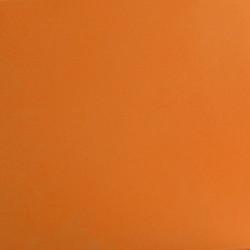 Coussin d\'assise pour chaise avec accoudoirs Jut orange