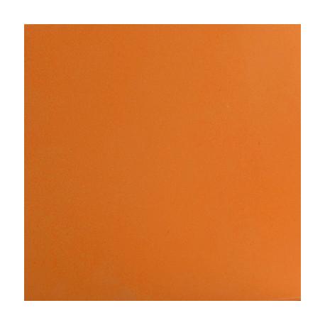 Coussin d'assise pour chaise avec accoudoirs Jut orange