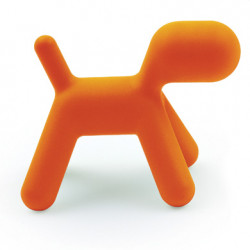 Fauteuil Puppy, Magis Me Too orange Taille XL