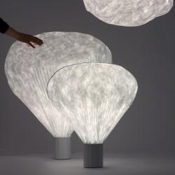 Lampe de table Vapeur, Moustache blanc Grand modèle