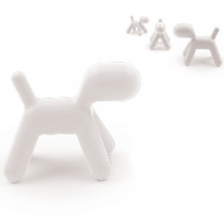 Fauteuil Puppy, Magis Me Too blanc Taille L