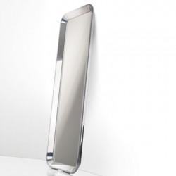 Grand miroir rectangulaire Déjà-Vu, Magis aluminium poli 190x73cm