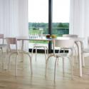 404 Chaise design en bois, Thonet bois hêtre