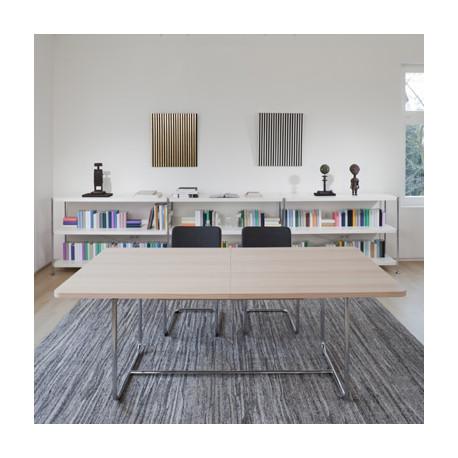 Table Thonet bois extensible S1072 hêtrechrome 5jLA4R