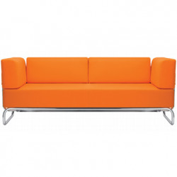 S5002 Canapé lit convertible Thonet orange