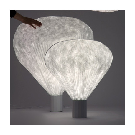Lampe de table Vaporetto, Moustache blanc