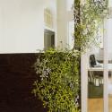20 éléments de séparations design Cherrie, Koziol vert olive