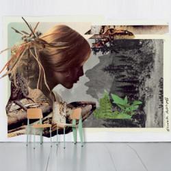 Papier peint panoramique Arkhipoff Landscape, Domestic multicolore