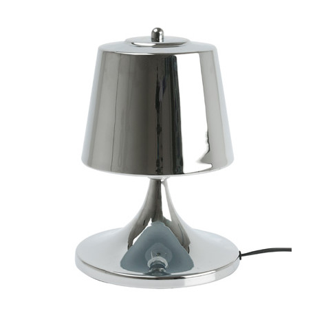 Lampe de table 'Shroom, Leitmotiv chrome