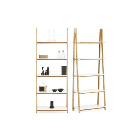 One Step Up étagère, Normann Copenhagen bois