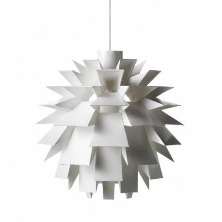 Lampe Norm 69, Normann Copenhagen blanc Diamètre 51 cm