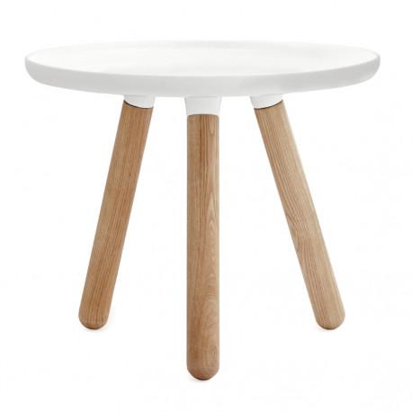 Tablo table basse, Normann Copenhagen blanc Taille S