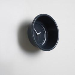 Catino, horloge bassine Diamantini & Domeniconi noir