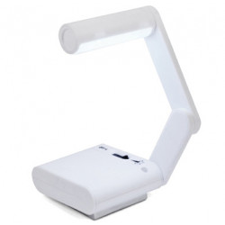 Lampe de lecture, Kikkerland blanc