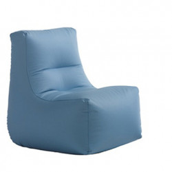 Pouf Morfino, Casamania bleu Taille L