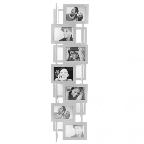 Cadre photo Chain pliable, Present Time argent