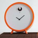 Horloge lumineuse à poser Plex, Diamantini & Domeniconi orange