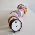 Horloge lumineuse à poser Plex, Diamantini & Domeniconi blanc