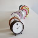 Horloge lumineuse à poser Plex, Diamantini & Domeniconi bois