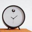 Horloge lumineuse à poser Plex, Diamantini & Domeniconi noir