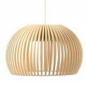 Suspension design Atto 5000, Secto Design bois naturel